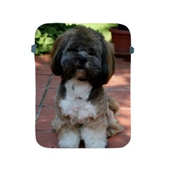 Lhasa Apso Shaved Apple Ipad 2/3/4 Protective Soft Cases