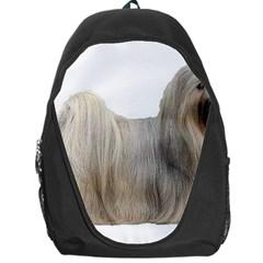 Lhasa Apso Full Backpack Bag