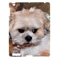 Lhasa Apso Groomed Apple Ipad 3/4 Hardshell Case