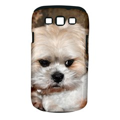 Lhasa Apso Groomed Samsung Galaxy S Iii Classic Hardshell Case (pc+silicone)