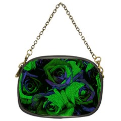 Roses Vi Chain Purses (two Sides)