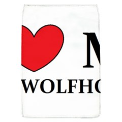 Irish Wolfhound Love Flap Covers (l)