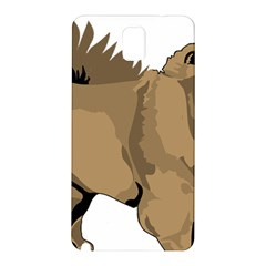 Chow Chow Art Samsung Galaxy Note 3 N9005 Hardshell Back Case
