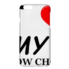 Chow Chow Love Apple Iphone 6 Plus/6s Plus Hardshell Case