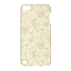 Floral Paper Pink Girly Pattern Apple Ipod Touch 5 Hardshell Case