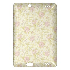 Floral Paper Pink Girly Pattern Amazon Kindle Fire Hd (2013) Hardshell Case