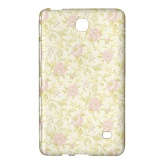 Floral Paper Pink Girly Pattern Samsung Galaxy Tab 4 (7 ) Hardshell Case