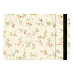 Floral Paper Pink Girly Cute Pattern  Apple Ipad Pro 10 5   Flip Case