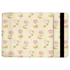 Floral Paper Illustration Girly Pink Pattern Ipad Air 2 Flip
