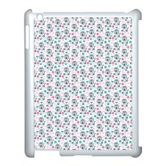 Cute Cats I Apple Ipad 3/4 Case (white)