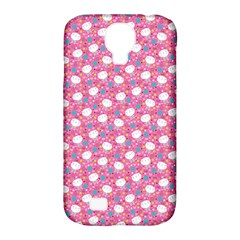 Cute Cats Iii Samsung Galaxy S4 Classic Hardshell Case (pc+silicone)