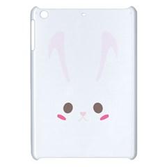 Rabbit Cute Animal White Apple Ipad Mini Hardshell Case