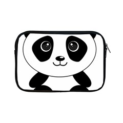 Bear Panda Bear Panda Animals Apple Ipad Mini Zipper Cases