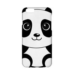 Bear Panda Bear Panda Animals Apple Iphone 6/6s Hardshell Case