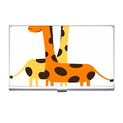 Giraffe Africa Safari Wildlife Business Card Holders