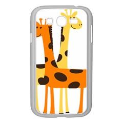 Giraffe Africa Safari Wildlife Samsung Galaxy Grand Duos I9082 Case (white)