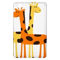 Giraffe Africa Safari Wildlife Samsung Galaxy Tab Pro 8 4 Hardshell Case