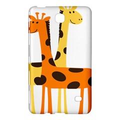 Giraffe Africa Safari Wildlife Samsung Galaxy Tab 4 (8 ) Hardshell Case