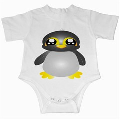 Cute Penguin Animal Infant Creepers