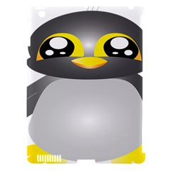 Cute Penguin Animal Apple Ipad 3/4 Hardshell Case (compatible With Smart Cover)