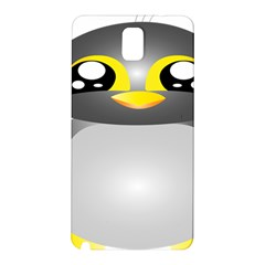 Cute Penguin Animal Samsung Galaxy Note 3 N9005 Hardshell Back Case