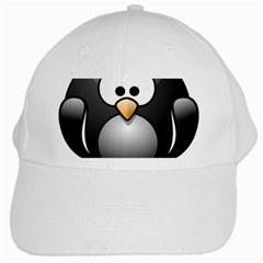 Penguin Birds Aquatic Flightless White Cap