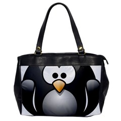 Penguin Birds Aquatic Flightless Office Handbags