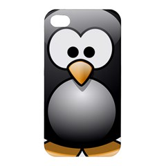 Penguin Birds Aquatic Flightless Apple Iphone 4/4s Hardshell Case