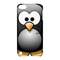 Penguin Birds Aquatic Flightless Apple Ipod Touch 5 Hardshell Case With Stand