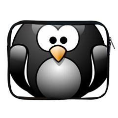 Penguin Birds Aquatic Flightless Apple Ipad 2/3/4 Zipper Cases