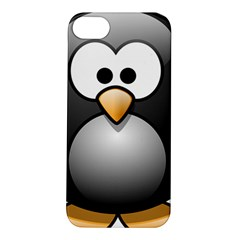 Penguin Birds Aquatic Flightless Apple Iphone 5s/ Se Hardshell Case