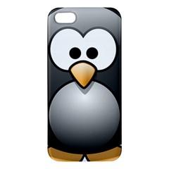 Penguin Birds Aquatic Flightless Iphone 5s/ Se Premium Hardshell Case