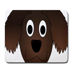 Dog Pup Animal Canine Brown Pet Large Mousepads