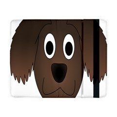 Dog Pup Animal Canine Brown Pet Samsung Galaxy Tab Pro 8 4  Flip Case