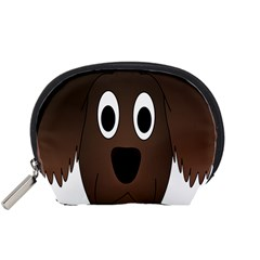 Dog Pup Animal Canine Brown Pet Accessory Pouches (small)
