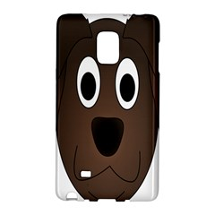 Dog Pup Animal Canine Brown Pet Galaxy Note Edge