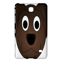 Dog Pup Animal Canine Brown Pet Samsung Galaxy Tab 4 (7 ) Hardshell Case