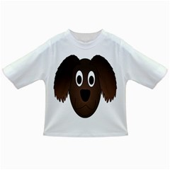 Dog Pup Animal Canine Brown Pet Infant/toddler T Shirts