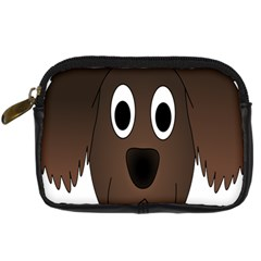 Dog Pup Animal Canine Brown Pet Digital Camera Cases