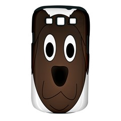 Dog Pup Animal Canine Brown Pet Samsung Galaxy S Iii Classic Hardshell Case (pc+silicone)