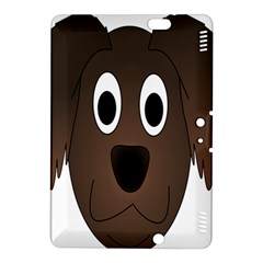 Dog Pup Animal Canine Brown Pet Kindle Fire Hdx 8 9  Hardshell Case