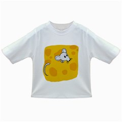 Rat Mouse Cheese Animal Mammal Infant/toddler T Shirts