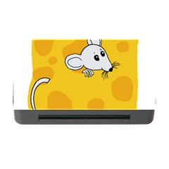 Rat Mouse Cheese Animal Mammal Memory Card Reader With Cf