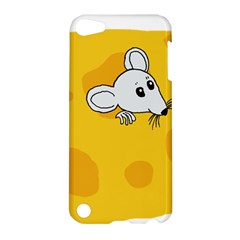 Rat Mouse Cheese Animal Mammal Apple Ipod Touch 5 Hardshell Case