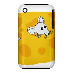 Rat Mouse Cheese Animal Mammal Iphone 3s/3gs