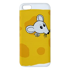 Rat Mouse Cheese Animal Mammal Apple Iphone 5 Premium Hardshell Case