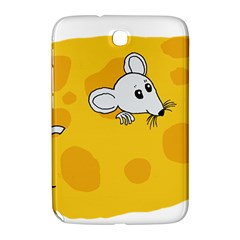 Rat Mouse Cheese Animal Mammal Samsung Galaxy Note 8 0 N5100 Hardshell Case