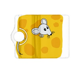Rat Mouse Cheese Animal Mammal Kindle Fire Hd (2013) Flip 360 Case