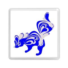 Skunk Animal Still From Memory Card Reader (square)