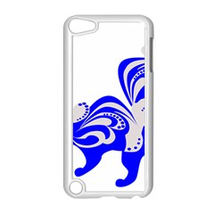 Skunk Animal Still From Apple Ipod Touch 5 Case (white)
